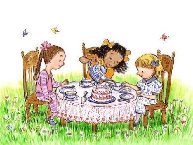 Children s tea party shop coming soon